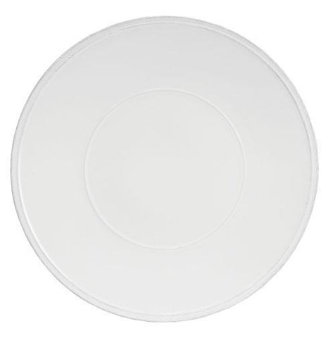 Casafina CF FIP343-02202F Charger Plate/Platter Friso White