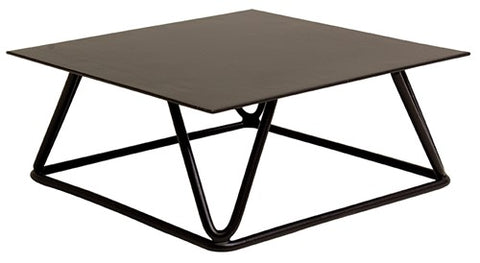 Habersham Candle Co HC FGACS-0107 Geo Stand Black