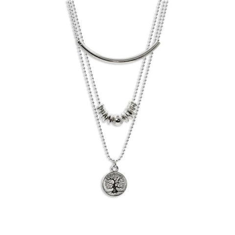 Lizzy James LJ Maple Necklace