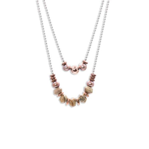 Lizzy James LJ Curry Necklace