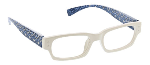 Peepers 2605 Fair Isle Reading Glasses