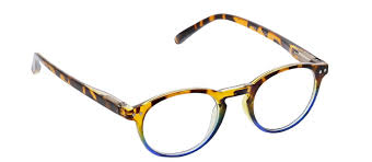 Peepers 936 Book Club Reading Glasses - Blue/Tortoise