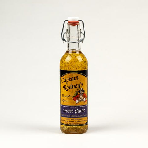 Bell Buckle Country Store 00324 PR Captain Rodney's Private Reserve Sweet Garlic Grilling Glaze 18 oz.