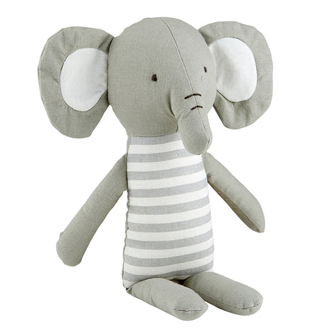 Creative Brands CB G2161 SBDS Stephan Baby Striped Elephant Toy