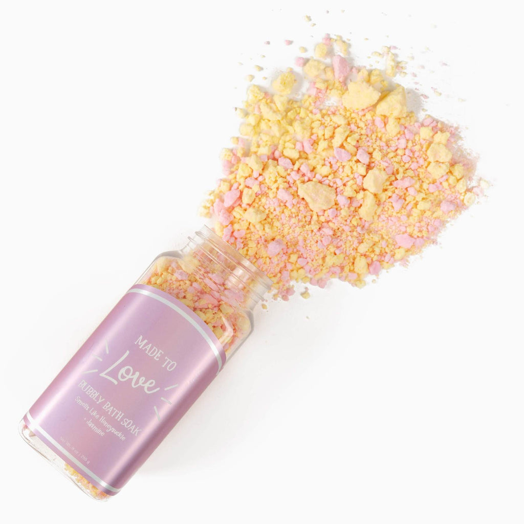 Cait and Co Enterprises CCE AMBSL Made to Love Bubbly Bath Soak