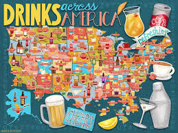 True South Puzzles TSP TSCC15 Drinks Across America Puzzle