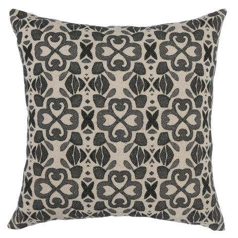 Classic Home CH VE40016 Larissa Black Pillow