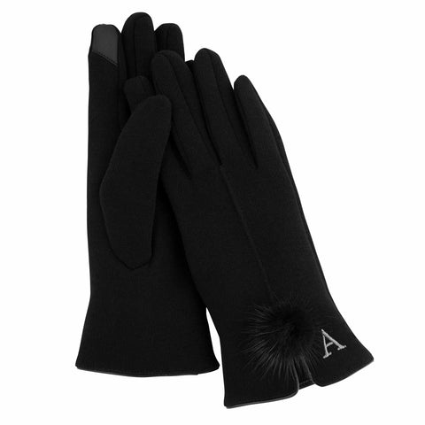 Mud Pie MP 86020026 Initial Poof Gloves
