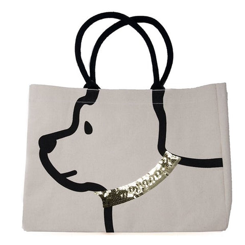 Twos Company TC 51836-20 Best Friend Tote Bag
