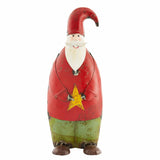 Mud Pie MP 40030088 Rustic Santa Sitters