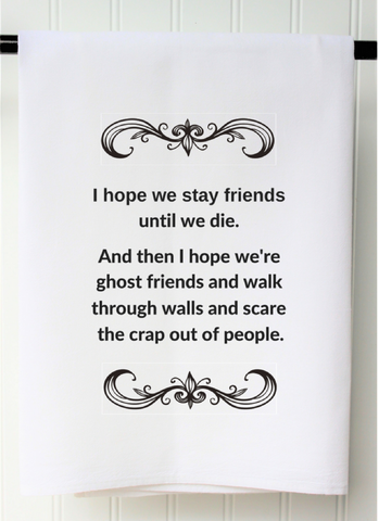 Southern Sisters Home SSH FSTGFR Towel
