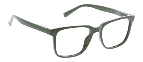 Peepers PS 2747 Trek Blue Light Reading Glasses - Green