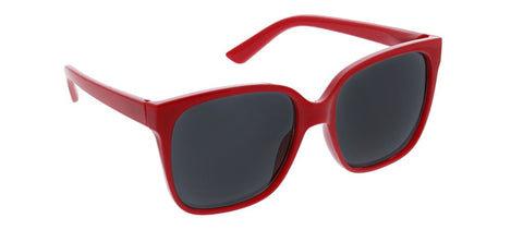 Peepers PS 2688B Palisades Bifocal Reading Sunglasses - Red