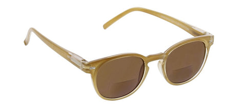 Peepers PS 389B Boho Bifocal Sunglasses - Amber