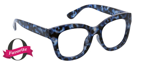 Peepers PS 2638 Center Stage Blue Light Reading Glasses