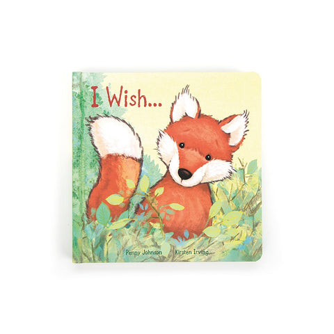 Jellycat Inc JI BK4IW I Wish... Book