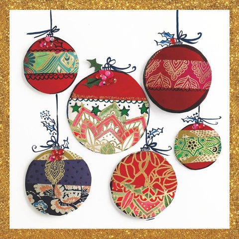 Paperproducts Design PD 3333871 Christmas Ornaments Lunch Napkins