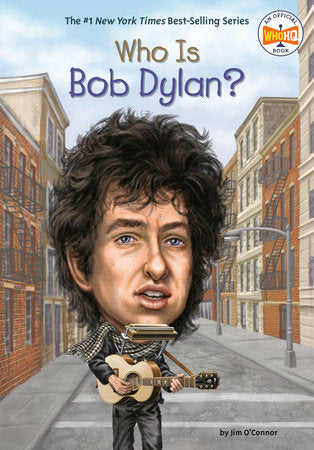 Random House RH 0448464616 Who is Bob Dylan?