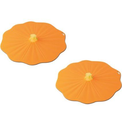 Charles Viancin CV 2305 Pumpkin Drink Covers-Set/2