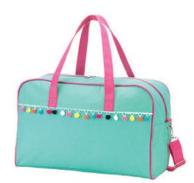 Viv&Lou VL M290VL-MINTPOM Emily Travel Bag