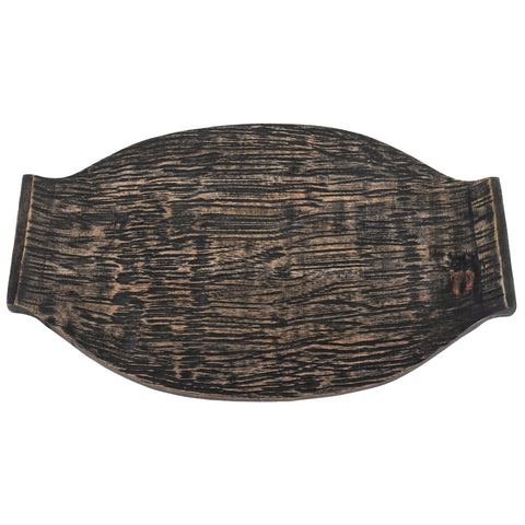 Karma KA KA-6003-04 Black Wood Tray