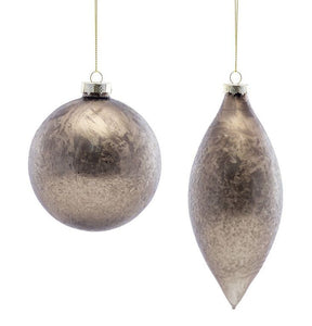 Melrose International MI 80388 Glass Ornament