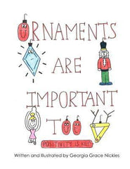 Ornaments Are Important Too Children's Book