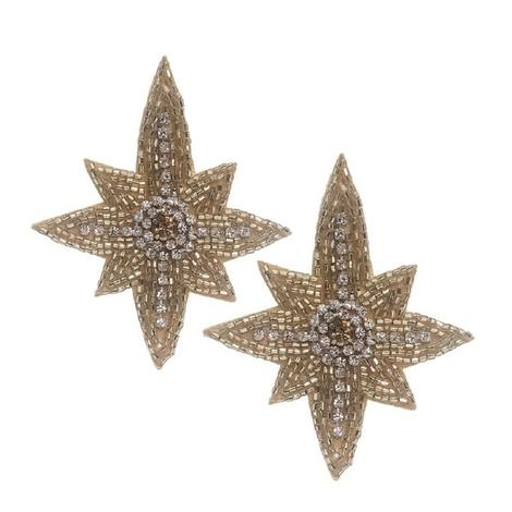 Millie B Designs MBD Carla Earrings - Gold
