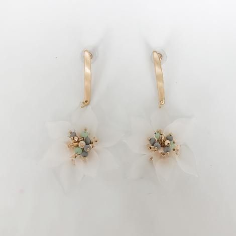 Millie B Designs MBD Bonnie Earrings - Green