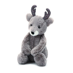 Jellycat Inc JI BASG3RD Bashful Glitz Reindeer Medium