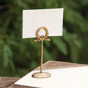 Park Hill Collections PH EAW80758 Placecard Holder