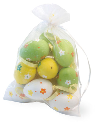 Boston International Inc. WSA18266 Flower Power Bagged Eggs