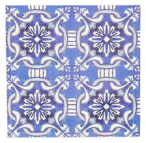 Sophistiplate LLC NPKC-222 Moroccan Nights Cocktail Napkins