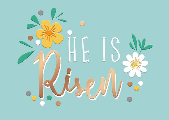 Design Design Inc DDI 100-79780 He is Risen - Easter-Religion