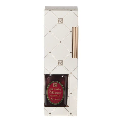 Aromatique AQ-13-842 The Smell of Christmas Diffuser Oil With Reeds