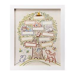 CR Gibson CRG-BFT-12683 Made with Love Family Tree - MDF Frame