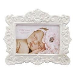 CR Gibson CRG-BPFC-11183 Bella Photo Frame - Ceramic