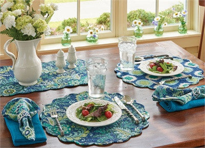 Park Designs PD-179-01 Berkley Placemat 17