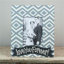 Glory Haus GH-3070104 Love You Forever Frame 10x12