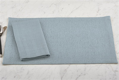 Split P SP-1115-001M Elements Placemat - Blue Mist