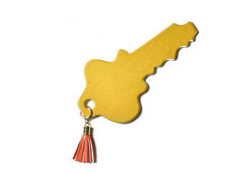 Coton Colors CC ATT-KEY-GLD Gold Key Big Attachment