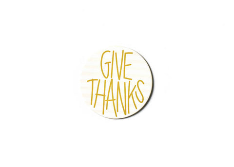 Coton Colors CC-MINI-GIVE Give Thanks Mini Attachment