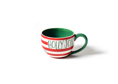 Coton Colors CC-HOLJOL-35MUG Holly Jolly 3.5 Mug