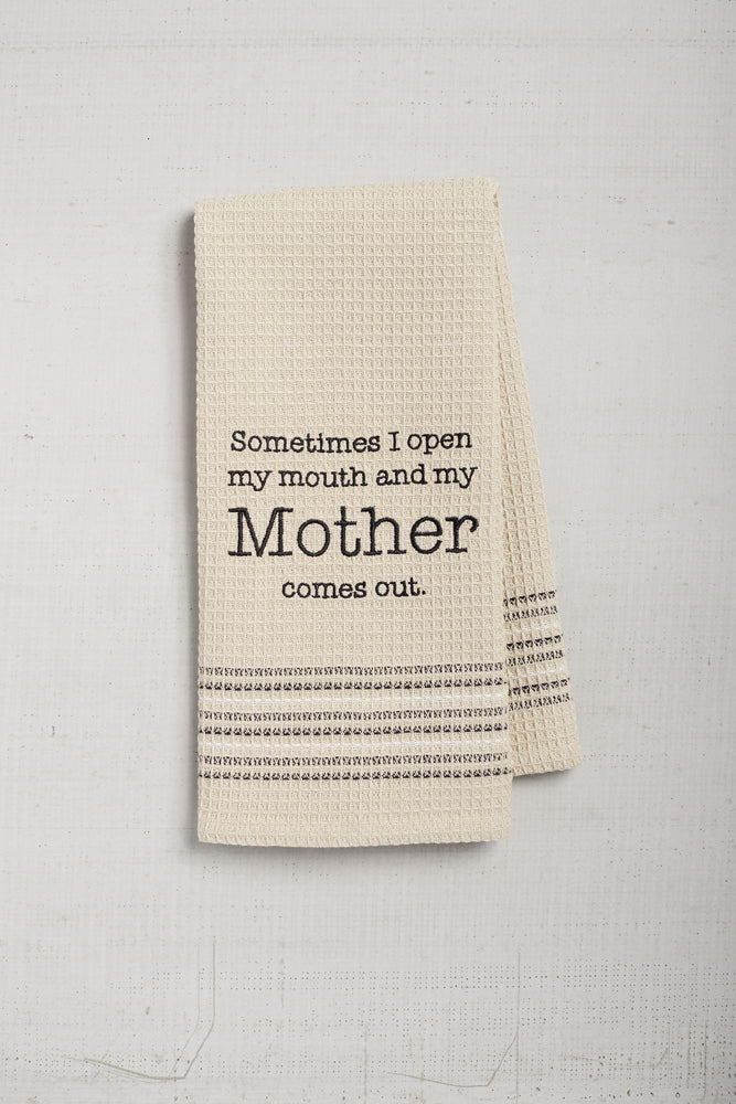 Mona B MH-130 Mother Dishtowel