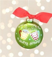 Coton Colors Warm Wishes Hot Cocoa Ornament