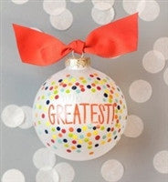 Coton Colors You're The Greatest Ornament