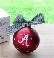 Coton Colors University of Alabama Ornament