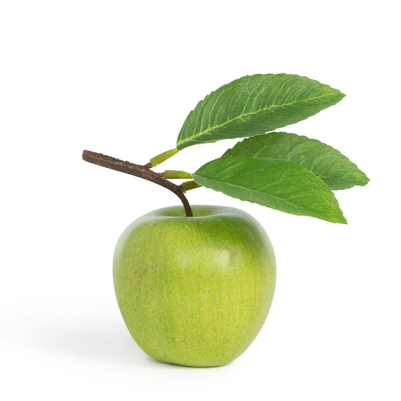 Park Hill Collections PH EBY10406 Apple W/Green Leaf