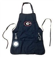 Men's University of Georgia Grilling Apron