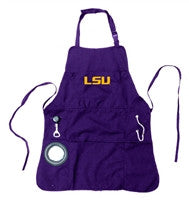 Men's LSU Grilling Apron